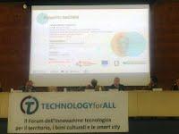 Technology for All - 18-19 Ottobre 2017